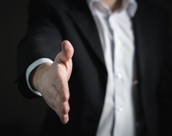 Don't bank on a hand shake or verbal agreement. Make sure you sign everything needed for your new job offer before quitting your current position.