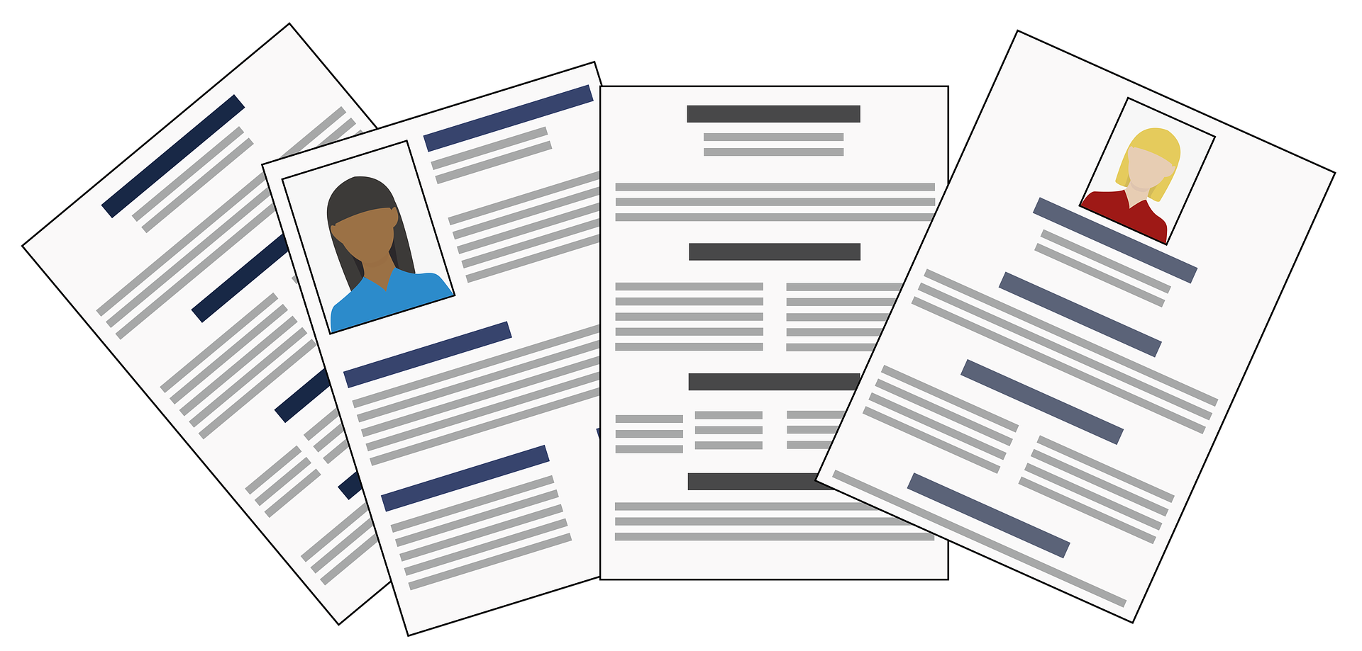Your Resume Format Could Score You An Interview
